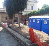 Convento di San Sebastiano - lavori in corso